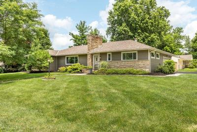 Upper Arlington Single Family Home Contingent Finance And Inspect: 2588 Donna Drive