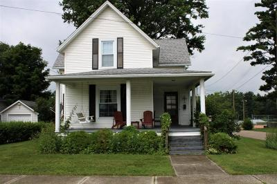 Fredericktown Single Family Home Contingent Finance And Inspect: 71 S Mulberry Street