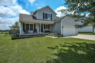 Lockbourne Single Family Home Contingent Finance And Inspect: 330 Hibbs Road