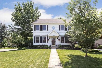 Upper Arlington Single Family Home Contingent Finance And Inspect: 2676 Chester Road