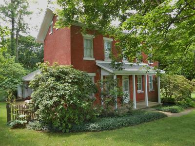 Nashport Single Family Home Contingent Finance And Inspect: 9980 Newark Road