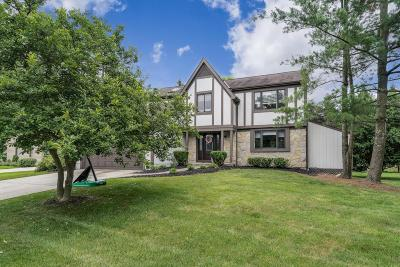 Powell Single Family Home For Sale: 156 Meadow Ridge Court