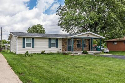 Single Family Home Sold: 2220 Rodger Road
