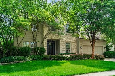 Hilliard Single Family Home For Sale: 3481 River Narrows Road