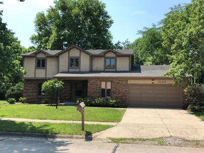 Worthington Single Family Home Sold: 1069 Kirk Avenue
