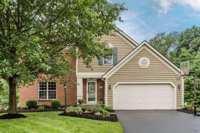 Blacklick Single Family Home Contingent Finance And Inspect: 8309 Skelton Court