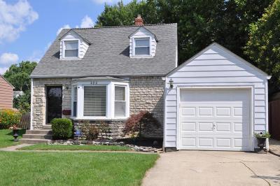Worthington Single Family Home For Sale: 482 Loveman Avenue