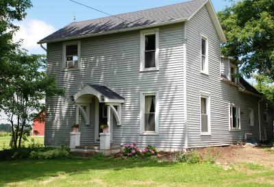 Union County Single Family Home For Sale: 13815 State Route 4