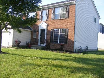 Columbus Single Family Home For Sale: 3117 Zach Court