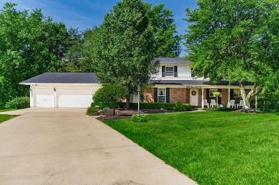 Pickerington Single Family Home For Sale: 8765 Sheffield Court