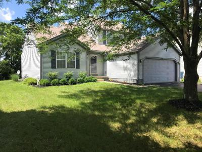 Single Family Home For Sale: 8588 Army Place