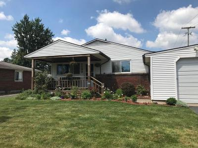 Reynoldsburg Single Family Home Contingent Finance And Inspect: 1183 Roundelay Road E
