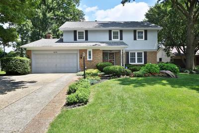 Worthington Single Family Home Contingent Finance And Inspect: 6670 Hayhurst Street