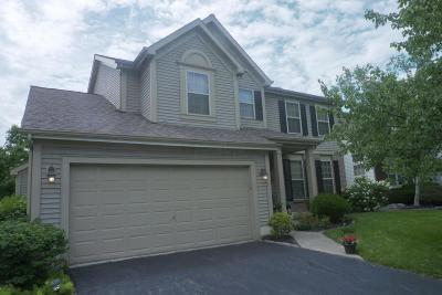 Westerville Single Family Home Sold: 5455 Bullfinch Drive