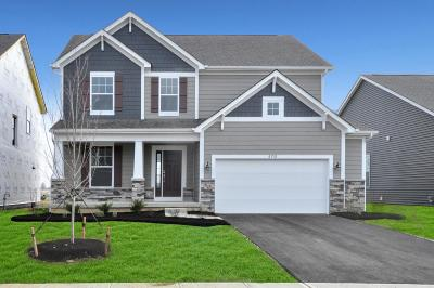 Powell Single Family Home For Sale: 4110 Pheasant Run #Lot 6979