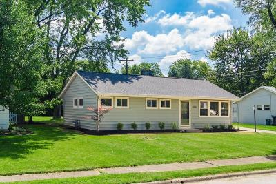Hilliard Single Family Home Contingent Finance And Inspect: 4250 Alder Drive
