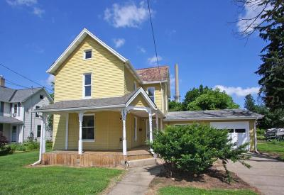 Mount Vernon Single Family Home Contingent Finance And Inspect: 102 Columbus Road
