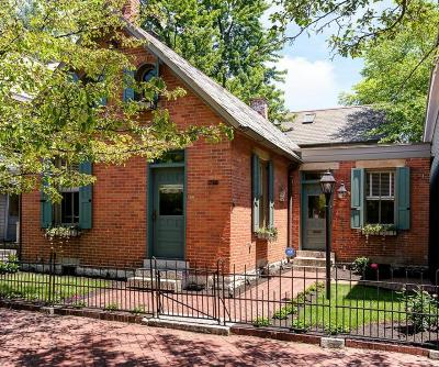 Columbus Single Family Home For Sale: 792 S 5th Street