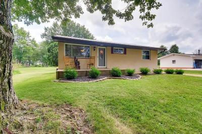 Pataskala Single Family Home Contingent Finance And Inspect: 435 Woodside Drive SW