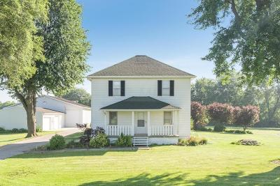 Single Family Home Contingent Finance And Inspect: 1713 State Route 229
