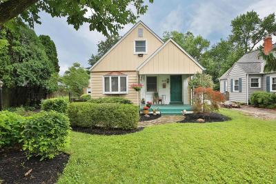 Worthington Single Family Home Contingent Finance And Inspect: 443 Park Boulevard