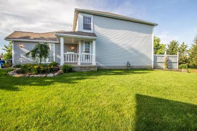 Pickerington Single Family Home Contingent Finance And Inspect: 7537 Bay Hill Drive