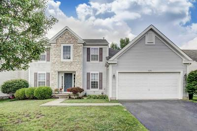 Blacklick Single Family Home Contingent Finance And Inspect: 8283 Olympus Lane