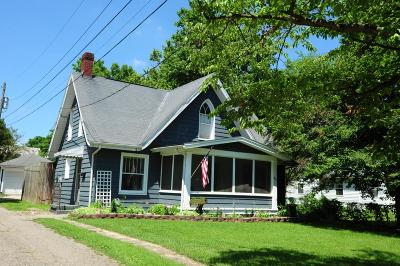 Mount Vernon OH Single Family Home For Sale: $120,000