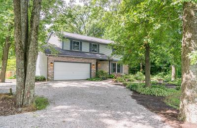 Johnstown Single Family Home Sold: 12743 Miller Road NW