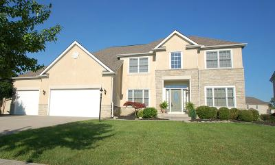Single Family Home For Sale: 6005 Baronscourt Way