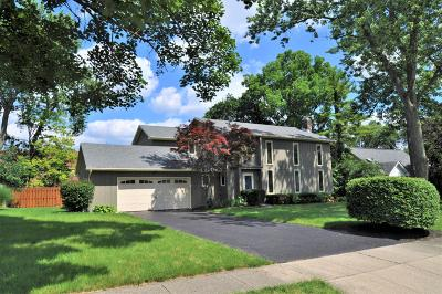 Upper Arlington Single Family Home Contingent Finance And Inspect: 4000 Glenda Place