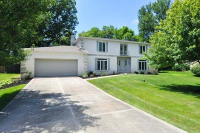 Pickerington Single Family Home Sold: 13897 Indian Mound Road NW