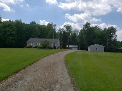 Marengo Single Family Home Contingent Finance And Inspect: 1500 County Road 170