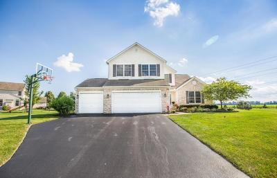 Hilliard Single Family Home For Sale: 6347 Katherine Court