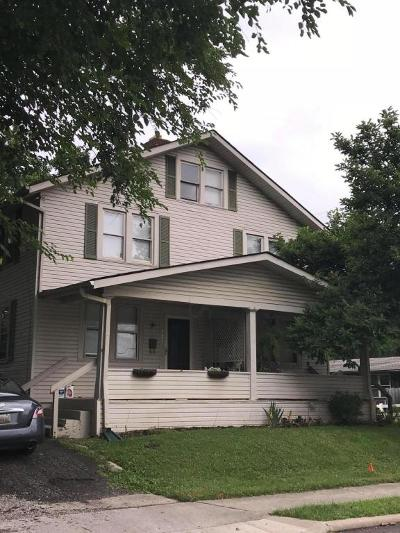 Groveport Multi Family Home Contingent Finance And Inspect: 119-121 College Street