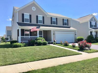 Westerville Single Family Home Sold: 6005 Jamesport Drive