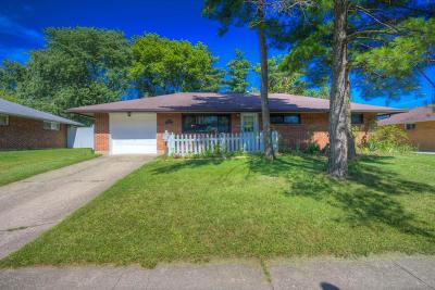 Reynoldsburg Single Family Home For Sale: 1394 Rosehill Road