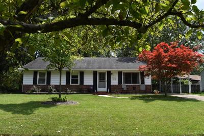 Westerville Single Family Home Contingent Finance And Inspect: 711 Andrew Avenue