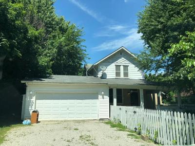 Carroll Single Family Home Contingent Finance And Inspect: 6088 Pickerington Road