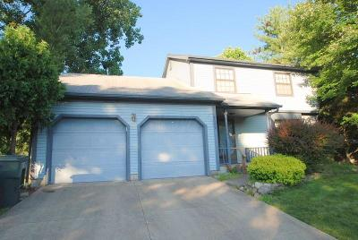 Powell Single Family Home Contingent Finance And Inspect: 8370 Seabright Drive