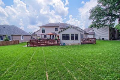 Pickerington Single Family Home Contingent Finance And Inspect: 210 Little Wolf Court