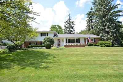 Columbus Single Family Home For Sale: 1840 Tewksbury Road