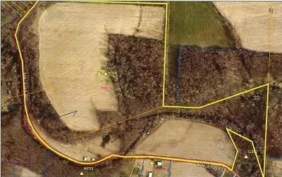 Howard Residential Lots & Land For Sale: Magers Road #Part B