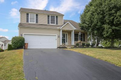 Pickerington Single Family Home For Sale: 11801 Chanticleer Drive NW