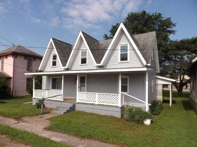 Bremen Single Family Home Contingent Finance And Inspect: 127 S Broad Street