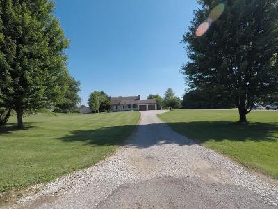 Single Family Home Sold: 1771 Ginder Road NW