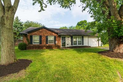 Reynoldsburg Single Family Home Sold: 1261 Carlyle Drive