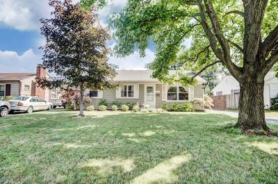 Hilliard Single Family Home Contingent Finance And Inspect: 5168 Cavalier Drive