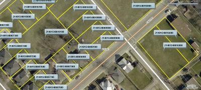 Washington Court House Residential Lots & Land For Sale: Vine Street