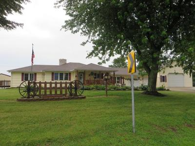 Lancaster Single Family Home Contingent Finance And Inspect: 4565 B.i.s. Road SW